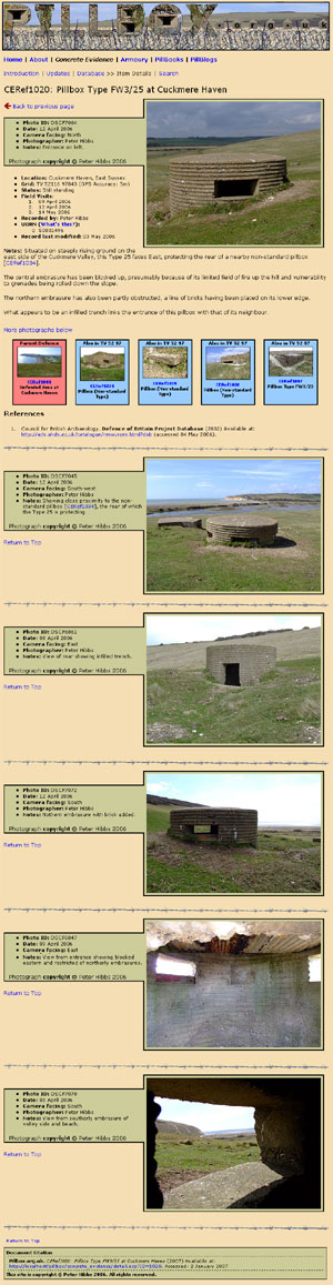 http://www.pillbox.org.uk