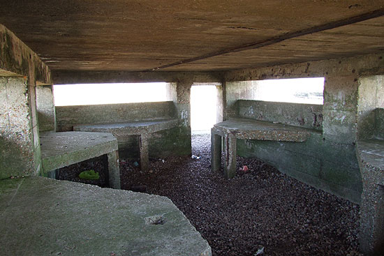 Pillbox at Rye Harbour