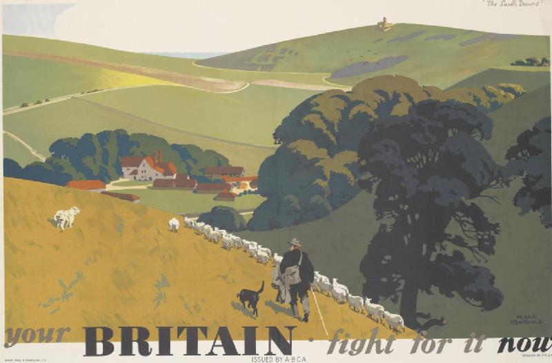 Your Britain - Fight for it Now South Downs