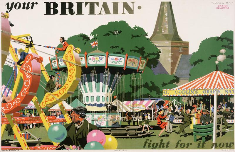 Your Britain Fight for it Now Alfriston Fair