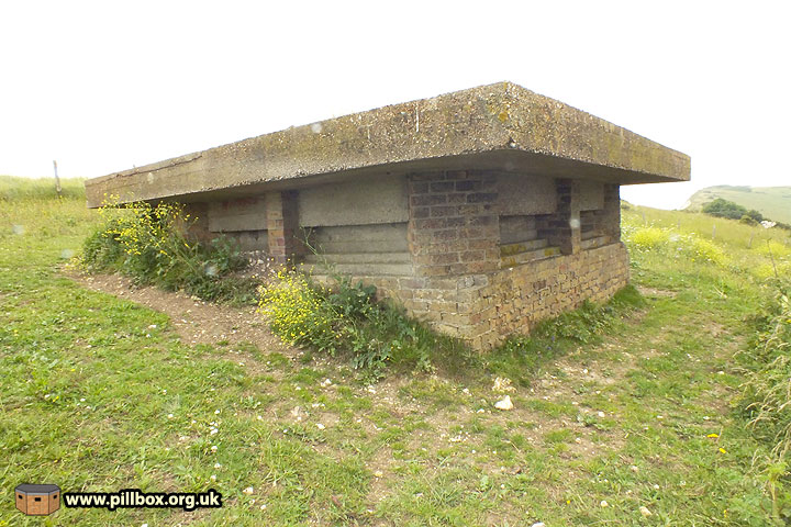 The Dover Quad - a colonial pillbox?
