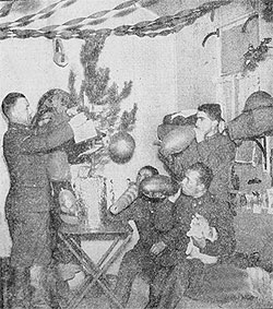 Wartime Christmas in East Sussex