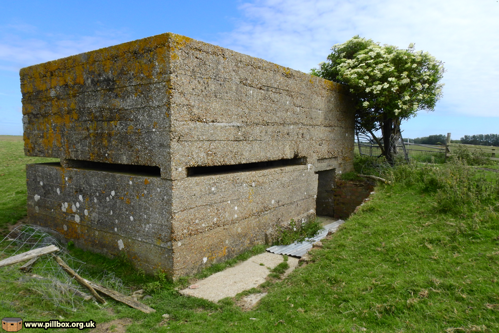 Pillbox or Observation Post?